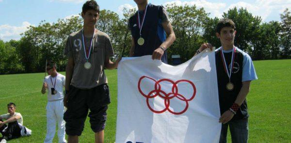 Прваци у атлетици за Београдски регион