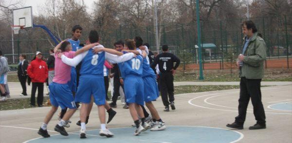 Такмичење у кошарци