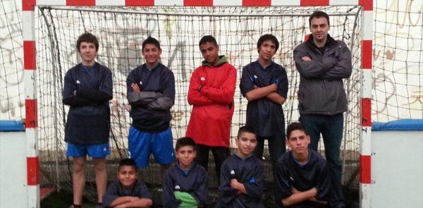 Прваци у малом фудбалу