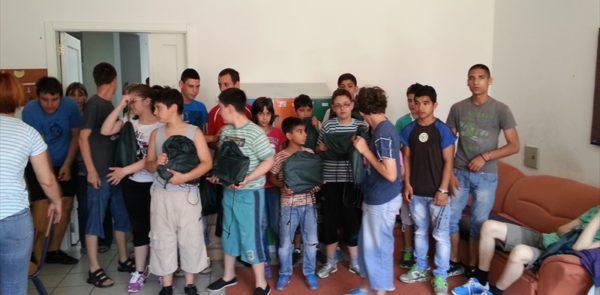 Црвени крст Београда и IOCC донирали школски прибор