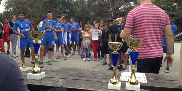 Регионално такмичење у малом фудбалу 2015