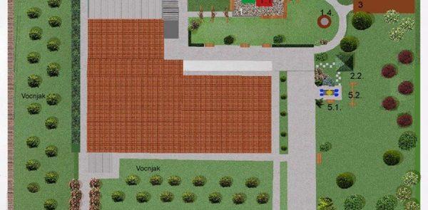 Школско двориште-исцелитељски врт