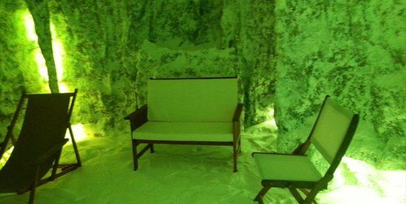 Слана пећина