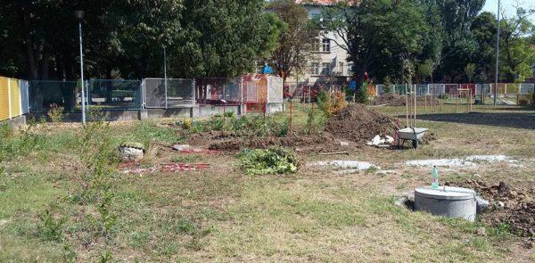 Школско двориште