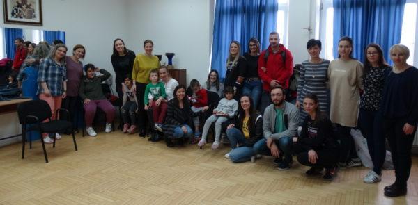 Студенти ФАСПЕР-a у посети школи